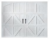 Valencia Residential Steel Carriage Door