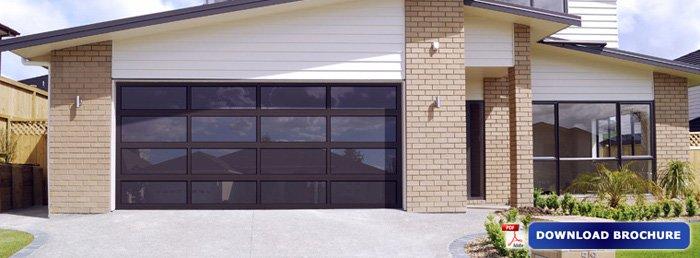Aluminum Full View Garage Door C H I 3295 Oakville