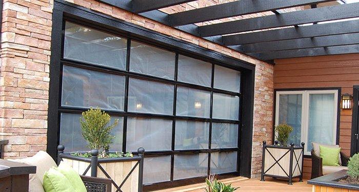 Clopay Avante Collection Aluminum Glass Garage Doors Oakville Milton Campellville