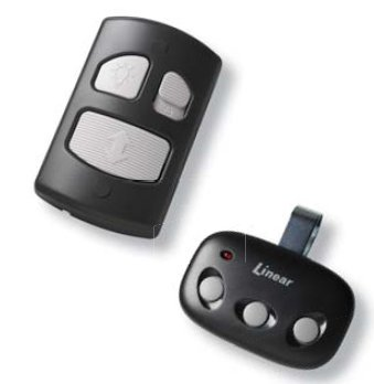 Linear Remote controls