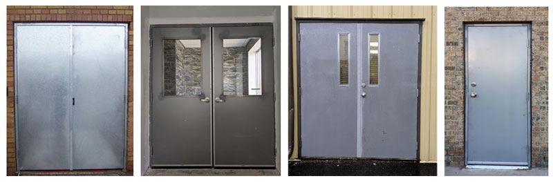 Man doors and special commercial doors