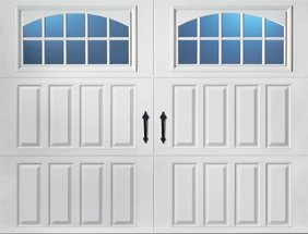 Metal Carriage Garage Doors