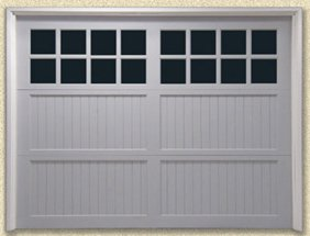Tongue & Groove Cedar Garage Doors