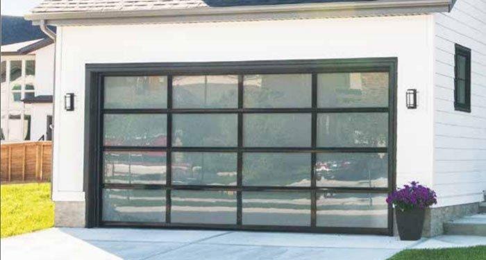 Wayne Dalton 9800 Fiberglass Garage Doors Oakville