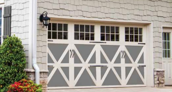 Wayne Dalton 9700 Carriage House Garage Doors Oakville