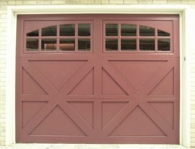 Hemlock Garage Doors