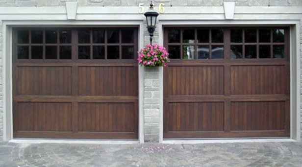 Tongue Amp Groove Cedar Strips Wood Garage Doors Oakville