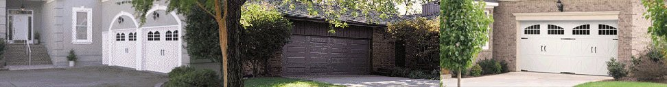 high quality residential garage doors in Mississauga, Oakville and West Toronto