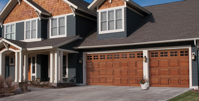 Classic Garage Doors in the Western Greater Toronto Area
